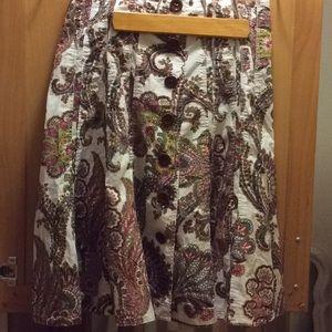 Cabi skirt size 8